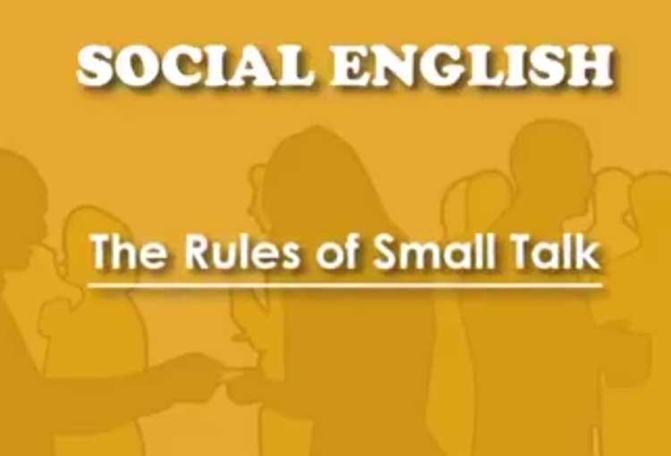 The Rules of Small Talk