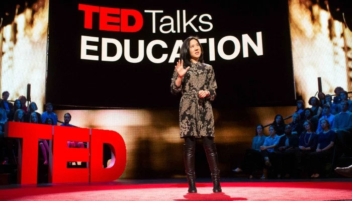 """Angela Lee Duckworth, """"Grit - The Power of Passion and Perseverance"""""""