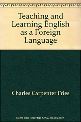Teaching and Learning English as a Foreign Language - 1945