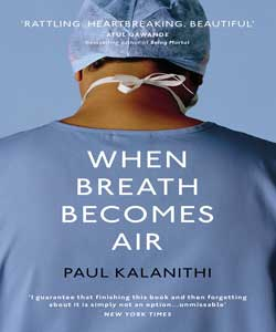 When Breath Becomes Air Book by Paul Kalanithi